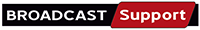 Broadcast Support nyt logo